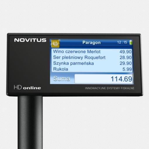 Drukarka online NOVITUS HD ONLINE