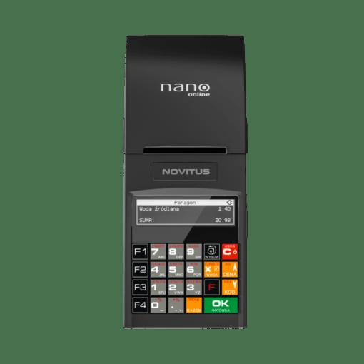 Kasa online NOVITUS NANO ONLINE